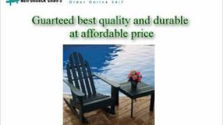 Affordable Adirondack Chairs Sale