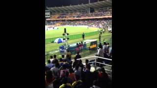 National Anthem semi final Pakistan vs Sri Lanka Twenty20 2
