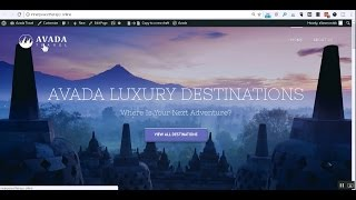 Create a Professional Website with WordPress and the Avada Theme
