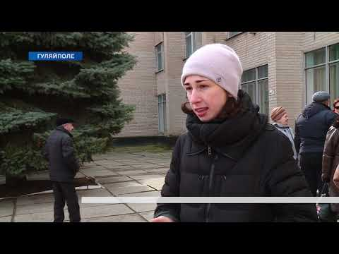 Телеканал TV5: Мешканці Гуляйполя занепокоєні процесами реорганізації місцевої лікарні