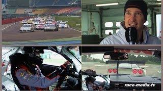 Land Motorsport - Patrick Lindsey testing for Porsche Carrera Cup DE 2013 Report + Onboard