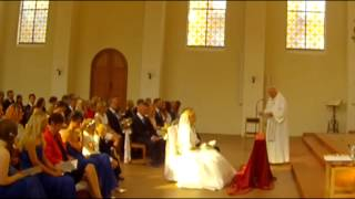 Predigt Hochzeit 20.9.2014, P. Martin Löwenstein SJ Kleiner Michel Hamburg