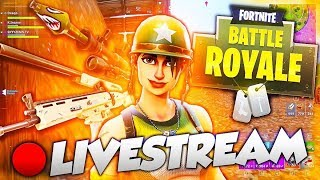 Playing fortnite + save the world