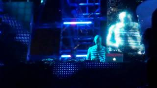 FAKE BLOOD LIVE HARD SUMMER 2012