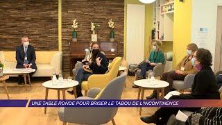 Yvelines | Une table ronde pour briser le tabou de l'incontinence