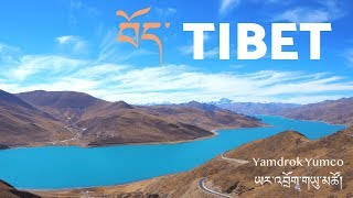 Breathtaking Tibet Travel Vlog 4K