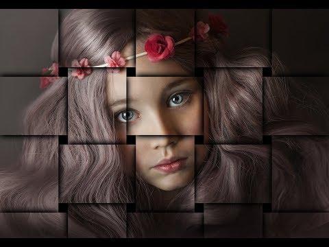 Как создать эффект плетения в фотошопе (Урок Photoshop CC)