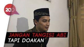 Ditinggal Ustaz Arifin Ilham, Alvin Tak Mau Larut dalam Kesedi…