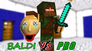 - Monster School BALDI S BASICS CHALLENGE Minecraft Animation