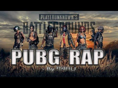 PUBG   Hindi Rap   TRAP Mix   Gameplay Video