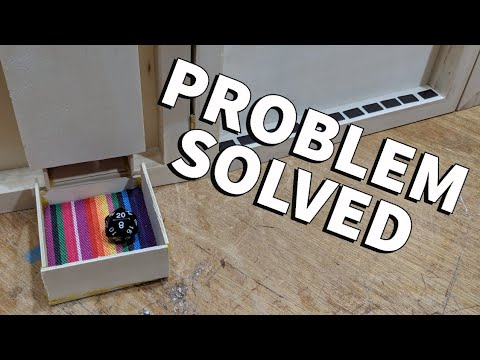 D&DIY DM Screen Problem Solved