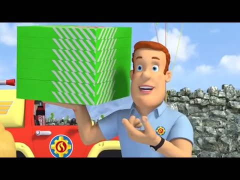 Fireman Sam New Episodes 🔥Sam the Pizzaman 🚒 Fireman Sam Collection 🚒 🔥 Kids Movies