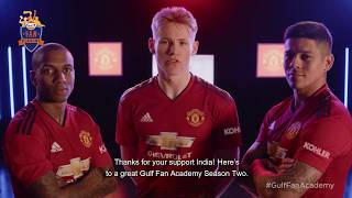 #GulfFanAcademy Season 2 Goes Global!
