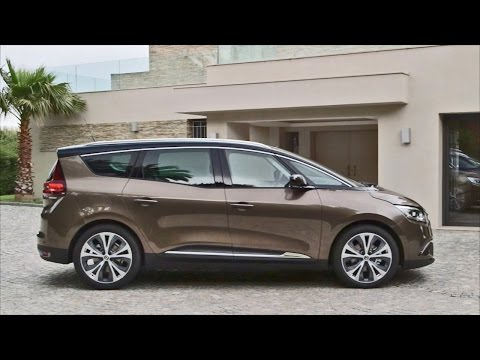 FIRST LOOK: 2016 Renault Grand Scenic