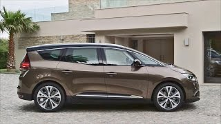 Фото с обложки First Look: 2016 Renault Grand Scenic