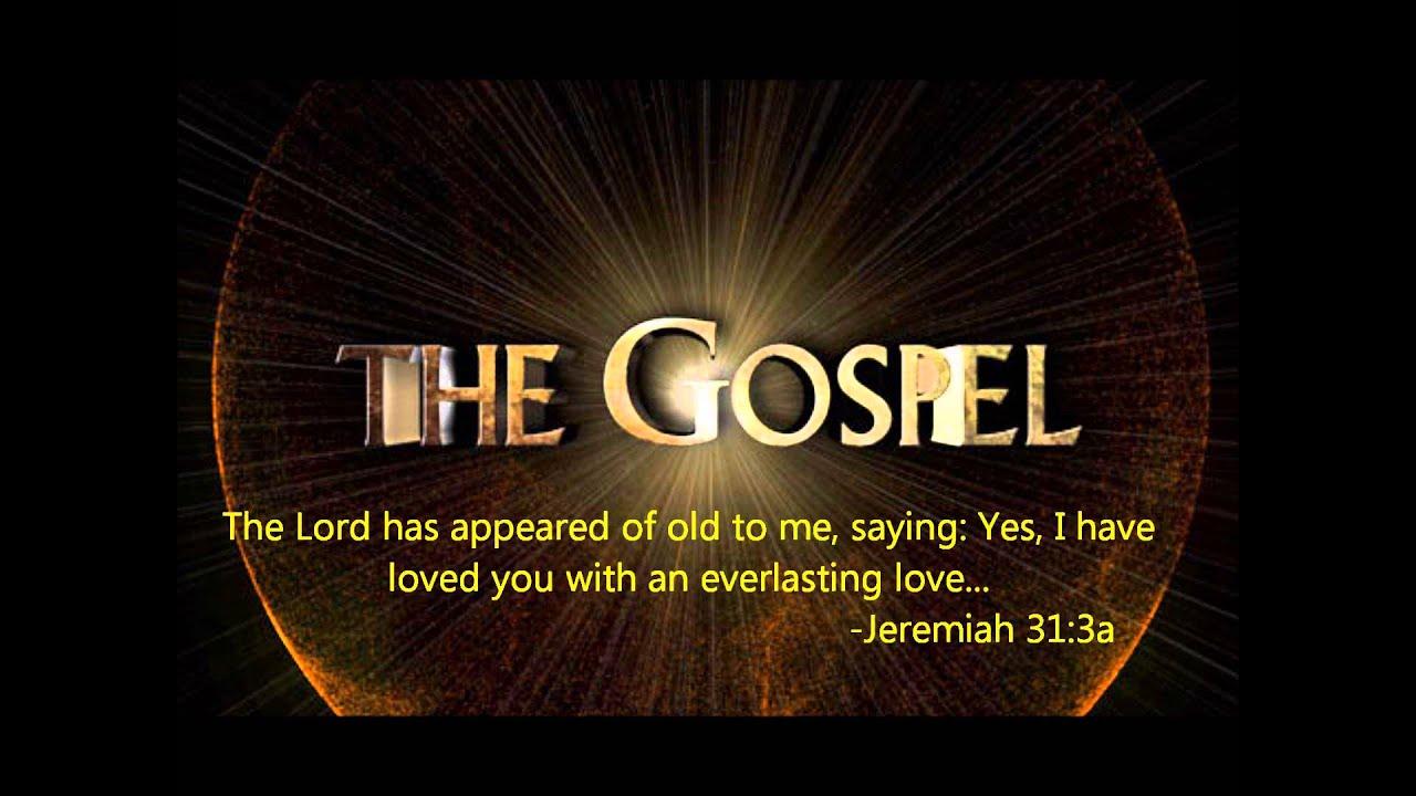 read E il Signore parlò a Mosè. Come