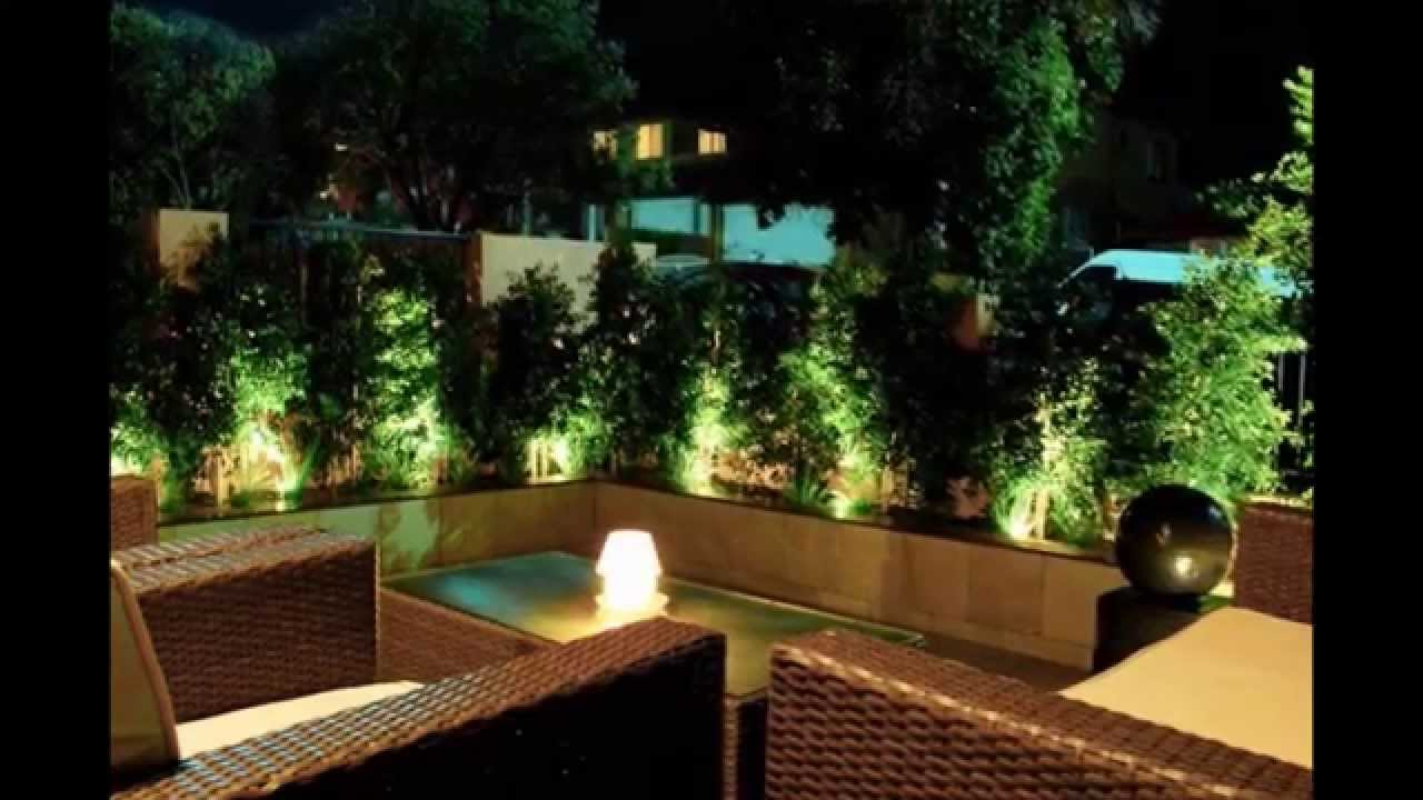 Garden Led Lights & Garden Led Lights - YouTube