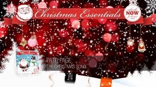 Patti Page - The Christmas Song // Christmas Essentials