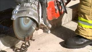 The EXTRACTOR-II Rescue Blade™ -  Cutting Tubular Steel