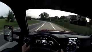 2014 Ford F-350 Super Duty - WR TV POV Evening Drive