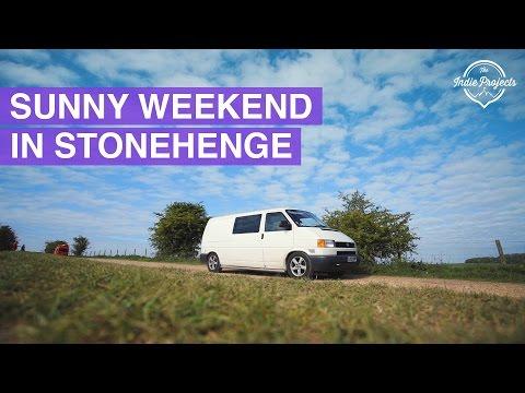 Wildcamping at Stonehenge!