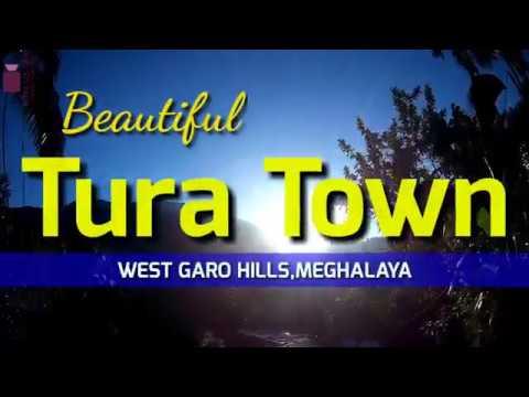 Beautiful Tura Town, Meghalaya