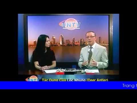 Bác sỹ Nguyễn Đăng Khoa nói về sản phẩm nhung hươu
