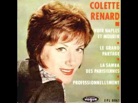 A La Claire Fontaine Colette Renard