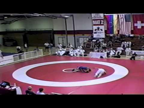 1999 Canada Cup: 51 kg Patricia Miranda (USA) vs. Teresa Piotrowski (CAN)
