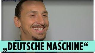 """Zlatan: """"deutschland hat keinen star - das team ist der star"""""""