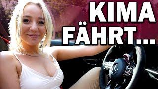 Kima fährt mein Auto