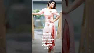 Cute Girls attitude full screen //female version //Punjabi girls attitude status