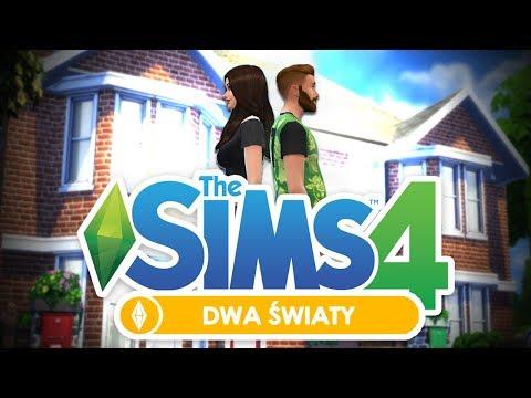 The Sims 4: Dwa Światy #21: Madzia Ciągle Głodna A Ja...? w/ Madzia