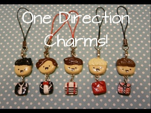 One Direction Charms! (Charm update :)