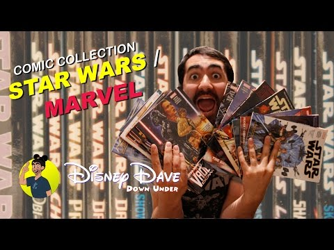 my-star-wars-/-marvel-comic-collection-&-chronology