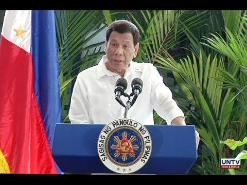 Pangulong Duterte, sinagot ang pahayag ng dating COA Commissioner Heidi Mendoza