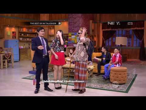 Pricilla Blink Pernah Langganan Becak Sama Pak Wibowo - The Best of Ini Talk Show
