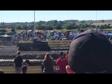 Top notch run at Kansas badlands 2017