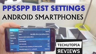 BEST Settings for PPSSPP emulator Android Smartphones/Tablets/TV(30FPS-60FPS)REAL TEST PSP games