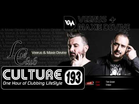 Le Club Culture Radioshow Episode 193 (Veerus and Maxie Devi
