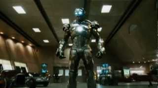 Iron Man - Futuristic HUD - VFX - After Effects CS6
