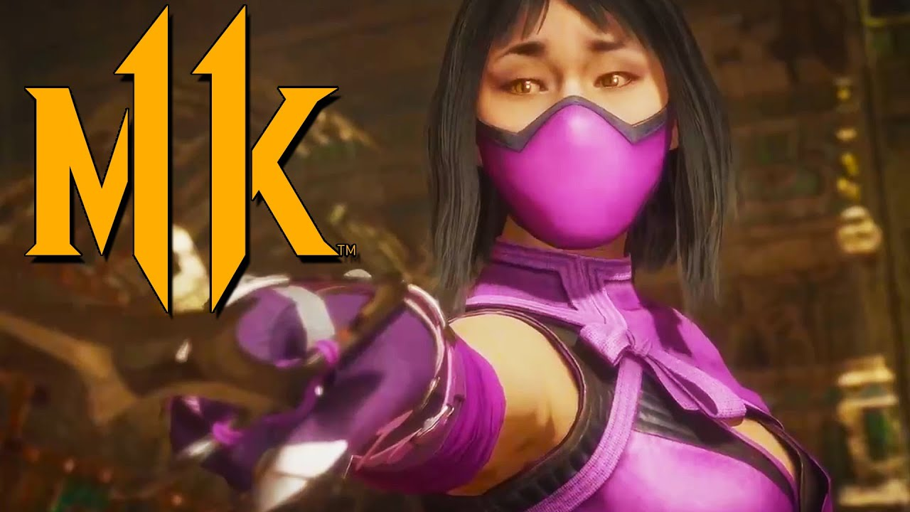 New Mileena Outro for MK11 - YouTube