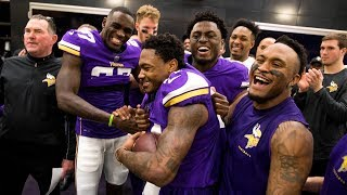 Sounds of the Game: Vikings 29, Saints 24