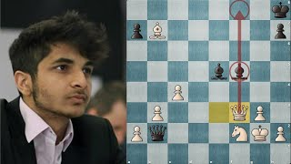 Solid & Powerful Play by Vidit Gujrathi : Vidit Gujrathi vs Maksim Chagaev Fide Grand Swiss 2019