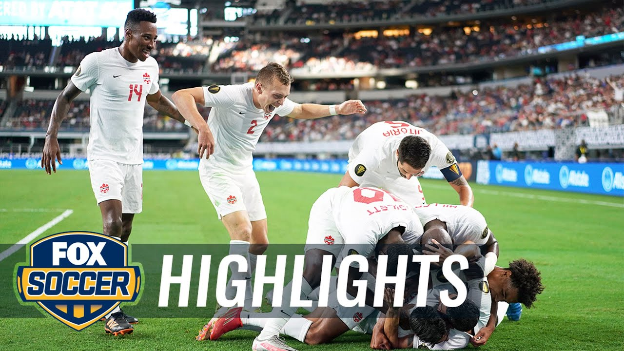 Canada advances to Gold Cup semifinals after dominant 2-0 win over Costa Rica   2021 Gold Cup