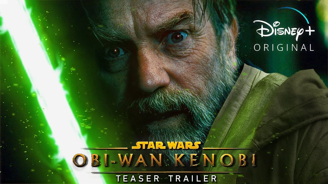 Obi-Wan KENOBI (2021 Disney+): A Star Wars Story - Teaser Trailer Concept |  Star Wars Series - YouTube