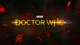 Official Doctor Who Logo 2018 Series 11