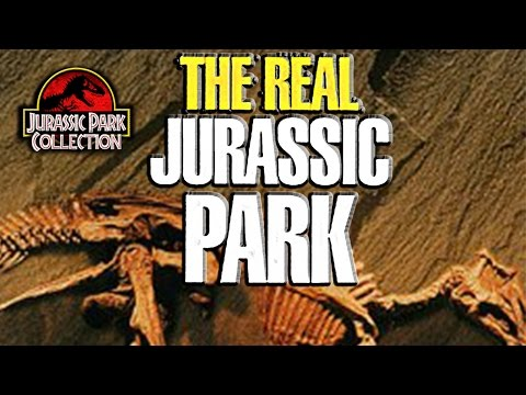 THE REAL JURASSIC PARK | Hosted by Jeff Goldblum