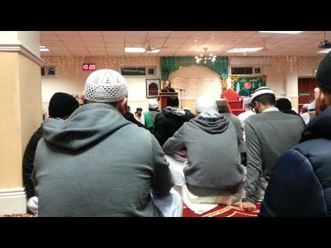 Qari Shahid Mahmood Nelson 26th January 2013