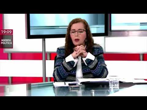 Entrevista completa en el programa Agenda Política con Enrique Castillo vía @canalN_
